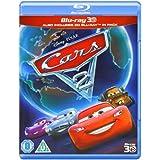 Cars 2 3D [Blu-ray]