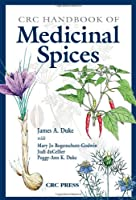 CRC Handbook of Medicinal Spices Front Cover