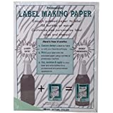 86-PBMB-OQ4T Label Making Paper, Green