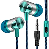 Keland General Wired In-Ear Stereo Earphone Super Music Headset with Microphone
