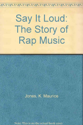 Say it Loud: the Story of Rap Music PDF