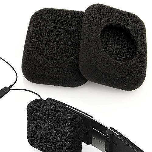 Rhinenet Cuscinetti auricolari di ricambio per cuffie B/&O Bang /& Form 2 Beo Square Headset Bluetooth Spugna