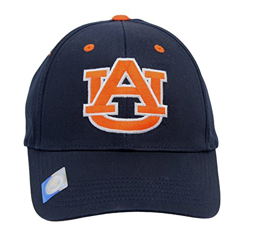 Captivating Headgear Men's Champ Fashion Auburn Tigers Embroidered Cap Navy