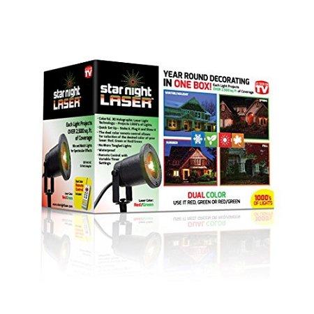 Star Night Laser Light