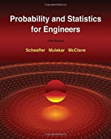 Probability and Statistics for Engineers, 5th Edition Front Cover