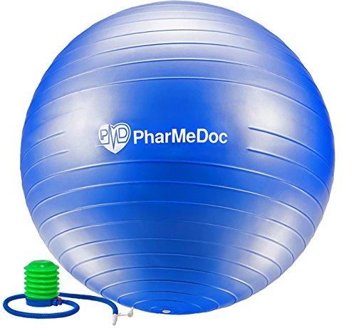 PharMeDoc Exercise Ball Hand Pump