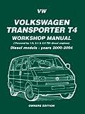Volkswagen Transporter T4 Workshop Manual Diesel Models 2000-2004