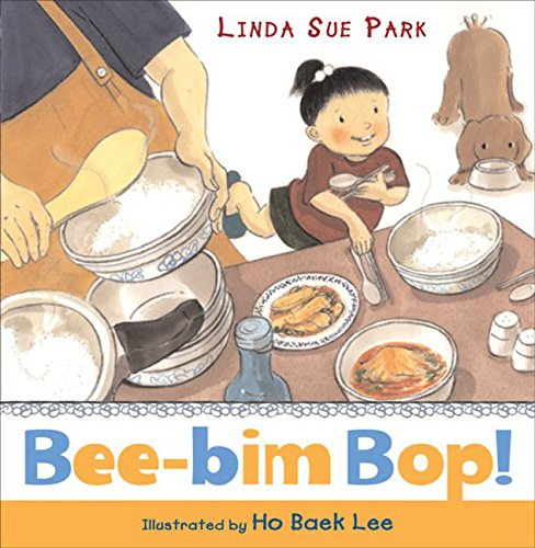 Book Cover: Bee-bim Bop!