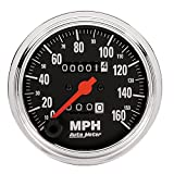 AUTO METER 2494 Traditional Chrome Mechanical