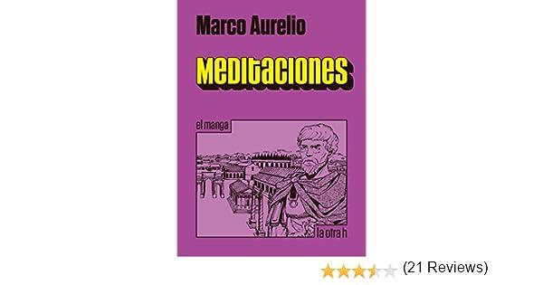 Meditaciones: el manga eBook: Aurelio, Marco, Mingo, Carlos ...