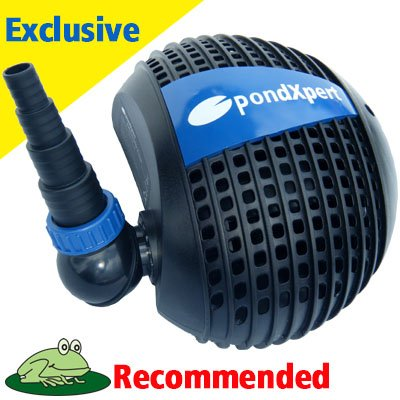 Pondpush 17000 Garden Pond Pump UK