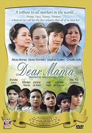 Amazon com: Dear Mama - Philippines Filipino Tagalog DVD