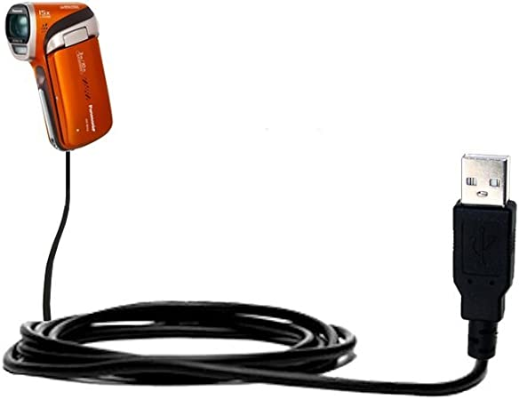 USB cable and HDMI cable for Panasonic HX-WA2