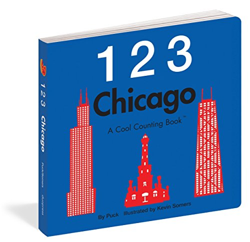 123 Chicago (Cool Counting - Tower Chicago Place Water Illinois