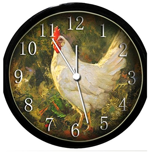 clock chicken - 8