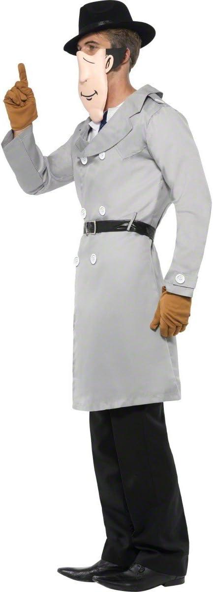Desconocido Disfraz del Inspector Gadget con licencia oficial ...