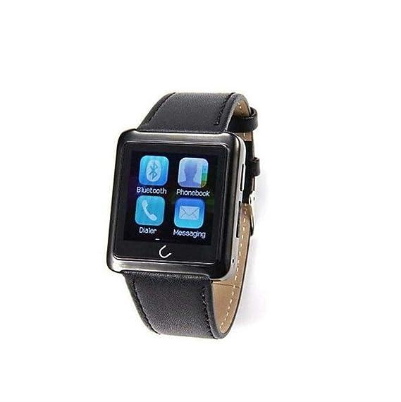 Amazon.com: UX U Bluetooth Heart Rate Monitor Smartwatch ...