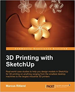 Book 3D Printing with SketchUp