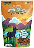 Best Bounty Dog Foods - Bounty Bites Jerky Trainers with Chicken - Soft Review