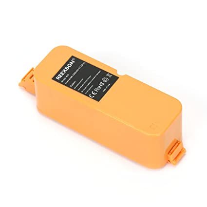 REEXBON 14.4V 3300mAh NIMH Roomba Serie 400 Batería Del Aspirador para iRobot Roomba 400 405