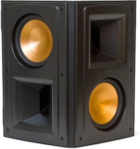 Klipsch RS-62 II Center Speaker Black – Each