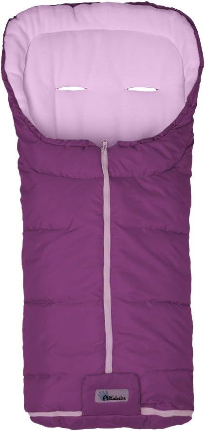 Saco infantil de dormir color rosa Altabebe AL2202-07/