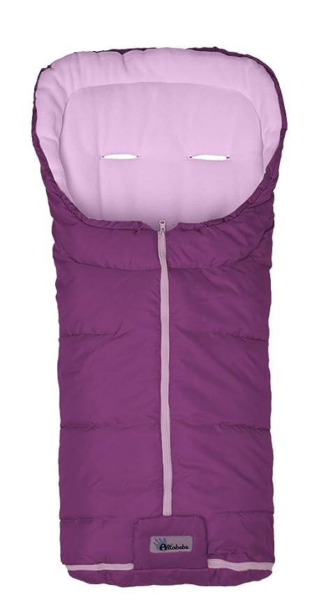 Altabebe AL2202-07 - Saco infantil de dormir, color rosa