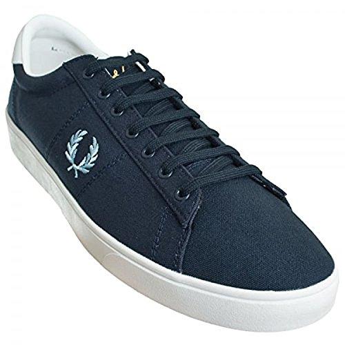 takestop - Zapatillas de Lona para hombre azul navy