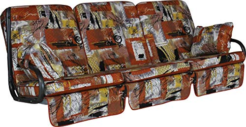 Angerer Comfort - Cojín para balancín, Color marrón: Amazon ...