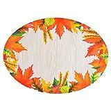 Autumn Harvest Serving Platter (Leaves)