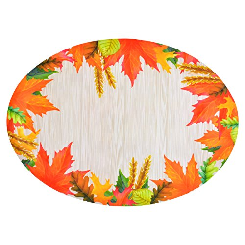 Autumn Harvest Serving Platter -