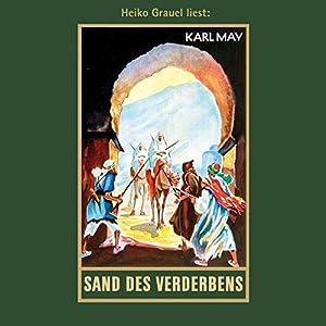 Sand des Verderbens Audiobook