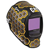 Miller 282007 Digital Infinity Welding Helmet with ClearLight Lens, CA