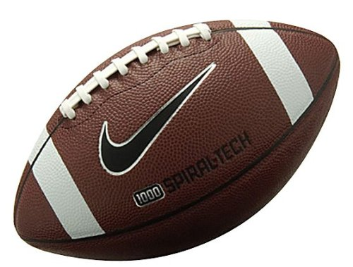 Nike Spiral Tech Composite Leather Football, Junior