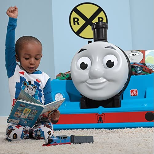 Step2 Thomas The Tank Engine Toddler Bed 2