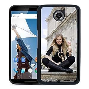 New Custom Designed Cover Case For Google Nexus 6 With Xenia Tchoumitcheva Girl Mobile Wallpaper(3).jpg