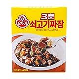 [KFM] Korean Food Beef Black Bean Sauce Jajang 200g 3분 쇠고기 짜장