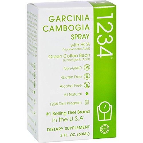 2 Packs of Creative Bioscience Garcinia Cambogia Spray 12...