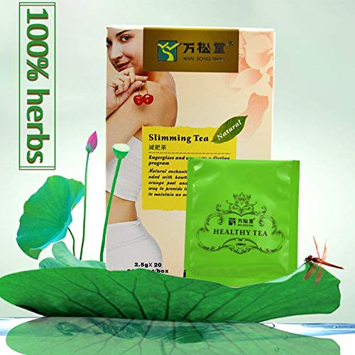 Weight Loss Tea that Works Fast - Slimming Weight Loss Detox Herbal Tea, Natural Quick and Efficient weight loss remedy. SALE 2