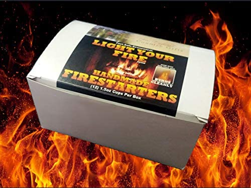 20 Piece Box Ideal for Quickly and Safely Starting All Types of Grills, Outdoor Fires, Indoor Fireplaces, Campfires, and More! TRULite Grill Starter