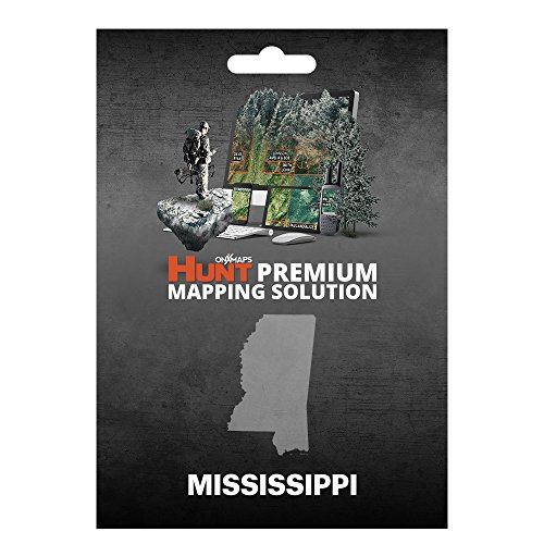 Ms County Map - 7