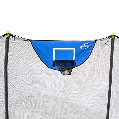 NEW Skywalker Trampolines Basketball Game (Best Trampoline Basketball Hoop)