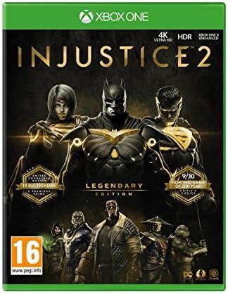 Injustice 2 Legendary Edition - Xbox One [Importación inglesa]: Amazon.es: Videojuegos