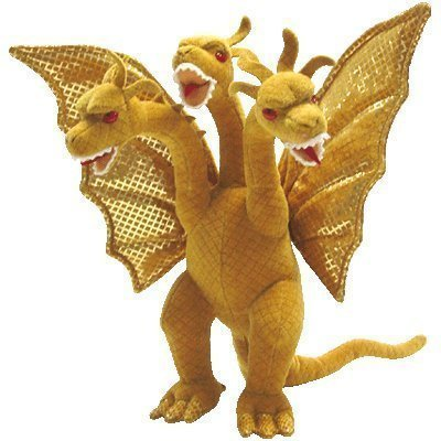 TY Classic Plush - KING GHIDORAH ( Japan Exclusive )