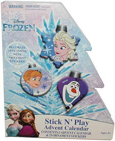 [해외]Connie N Randy Disney Frozen Advent Calendar / Connie N Randy Disney Frozen Advent Calendar