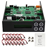 1-11 Blu-ray CD/ DVD/ BD SATA Duplicator Copier CONTROLLER + Cables Screws & Manual Optical Drive