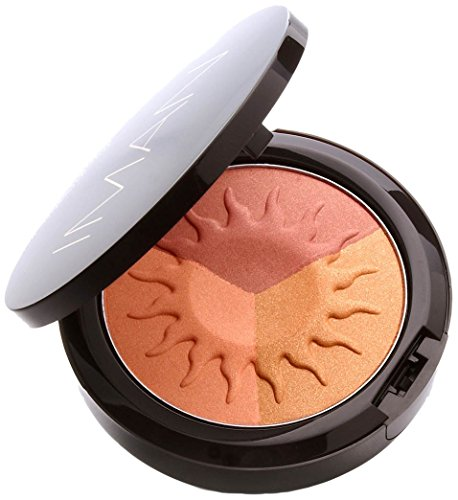 Applying Bronzer All Over Face - 5