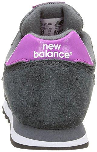 new balance mujer gris morado