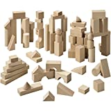 : HABA Basic Building Blocks 60 Piece Large Starter Set (Made in Germany)