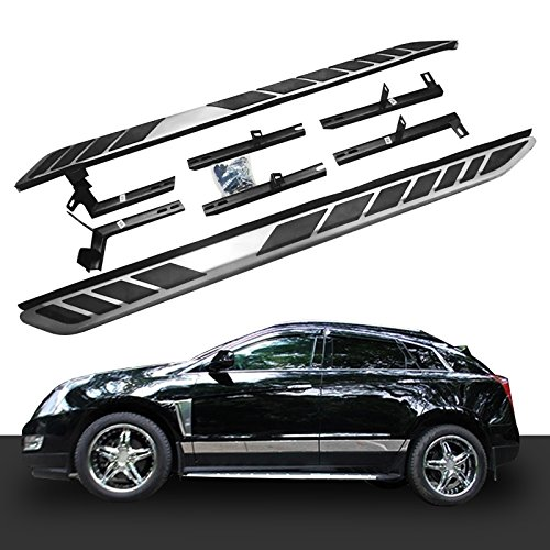 Single Bully AS-500S Chrome Series Multi-Fit Adjustable Truck SUV Side Step
